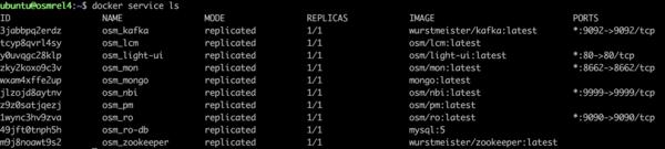 OSM Release FOUR - OSM Public Wiki